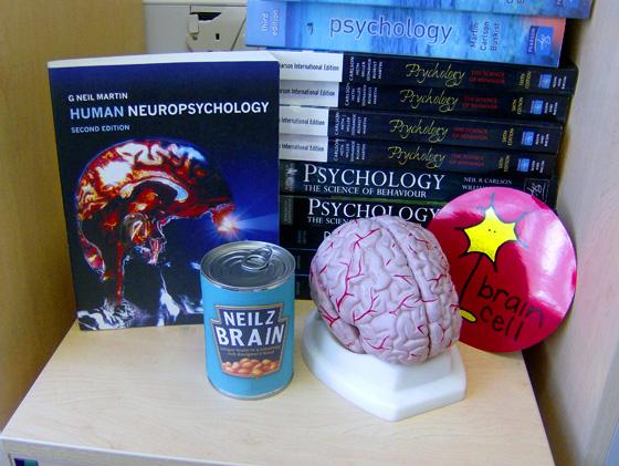 Neilz Brain with Neil's brain!